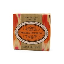 Naturally European - Triple-Milled Shea Butter Tangerine Soap
