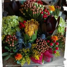 Thistle and Brunia Autumn Box