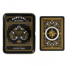 Survival Playing Cards, Gentlemen\'s Hardware, Wild and Wolf