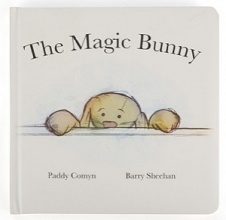 The Magic Bunny Jellycat Board Book