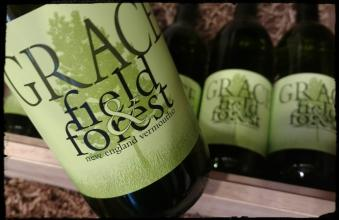 Grace Field & Forest Vermouth - Westport Rivers Wine Vermouth