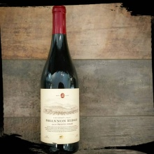 SHANNON RIDGE High Elevation Petite Sirah, Case of Red Wine