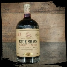 Buck Shack Bourbon Barrel Cabernet, Case