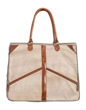 Mona B Peace Out Shoulder Bag M-3801
