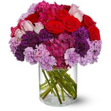 Roman Holiday Flower Bouquet