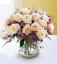 The Monticello Premium Rose Bouquet