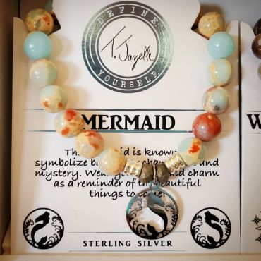 T.Jazelle Mermaid Bracelet