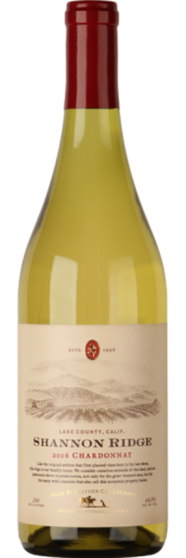Shannon Ridge High Elevation, Chardonnay, Case